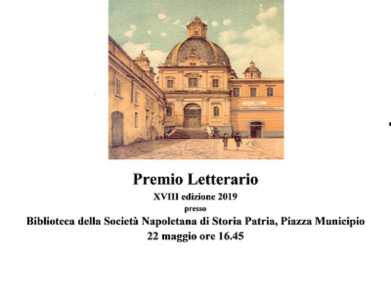 Premio Letterario 2019