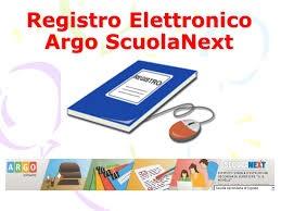 argoscuolanext - registro elettronico