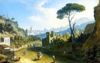 1781 Gatta Napoli dallo Scudillo.jpg