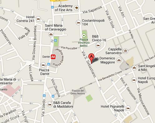 Visualizza la mappa su Google.